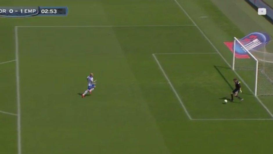 Vidéo insolite : Le gardien du Torino marque le but contre son camp de l'année