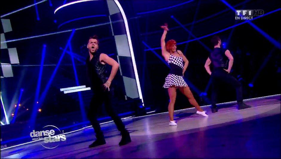 Danse avec les Stars 4 : Keen'V en demi-finale !