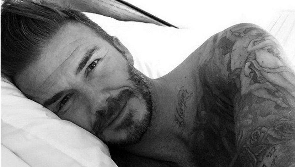 """Insolite : David Beckham élu """"homme le plus sexy du monde"""""""