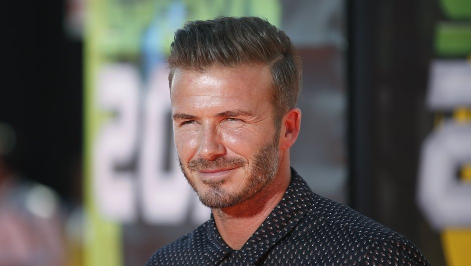 David Beckham va faire ses débuts au cinéma !