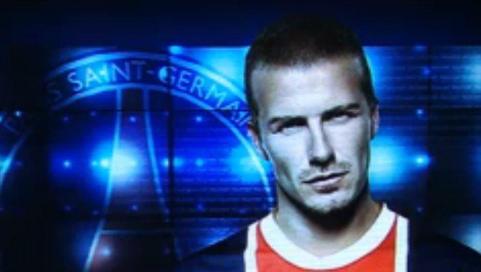 PSG : Beckham-Zlatan vu de la MLS