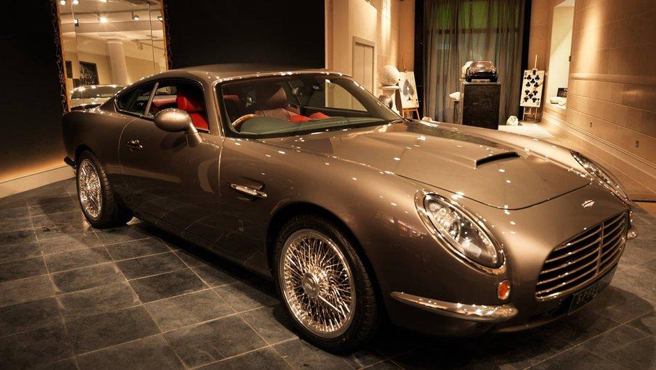 David Brown Speedback GT 2014 : prix de 600.000 euros !