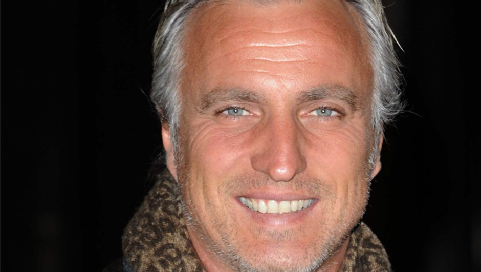 "Interview David Ginola ""la danse c'est physique"""