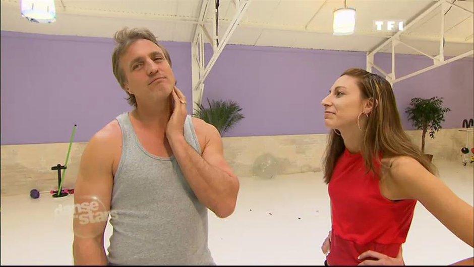 Danse avec les stars : David Ginola gigote la salsa
