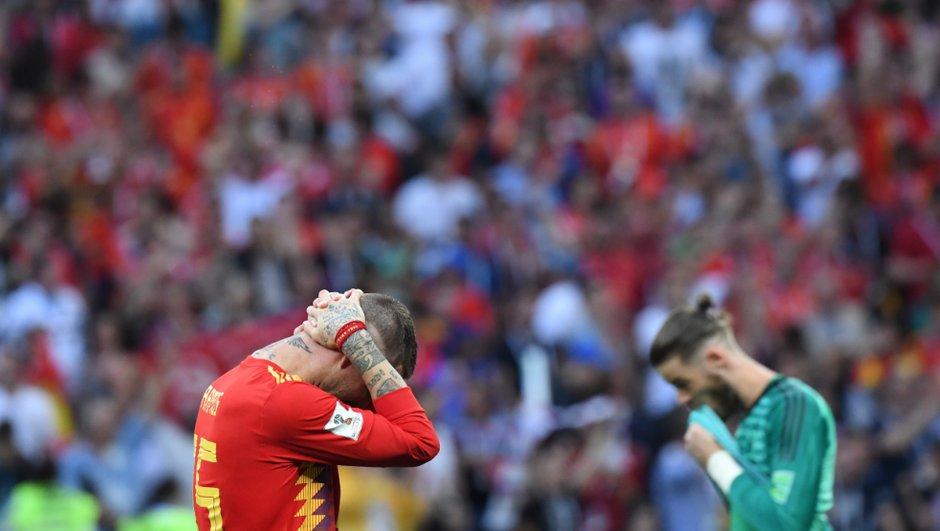 L'Espagne éliminée en 8es : les cinq hommes à l'origine du fiasco