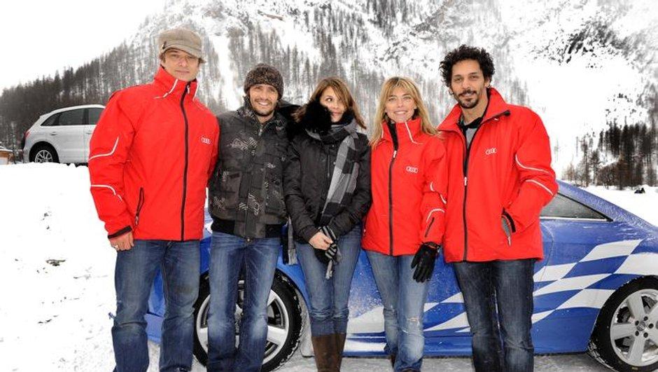 Exclusif : Défi sur glace 100% people dans Automoto dimanche 1er mars