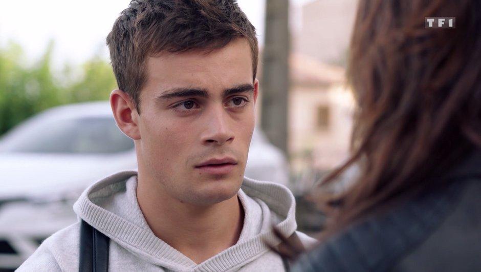 Pour Sarah - Clément Rémiens, héros d'une nouvelle série TF1
