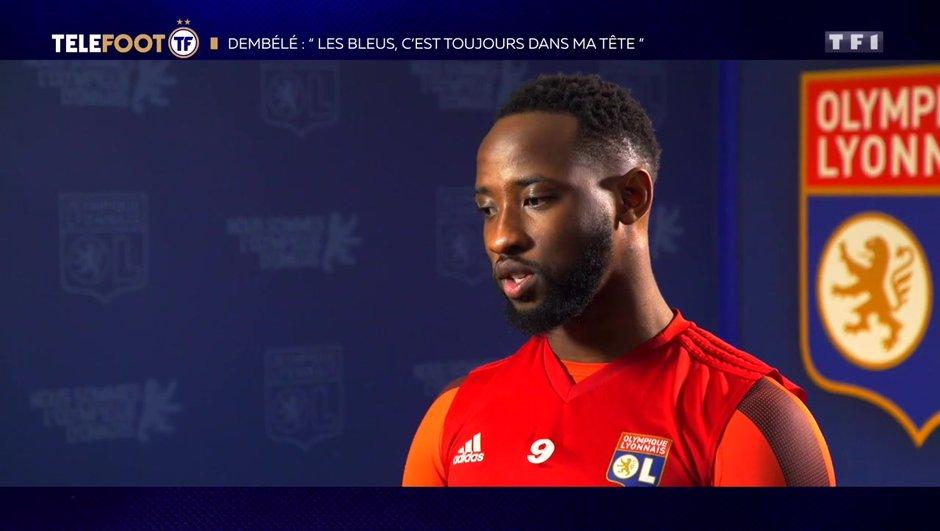 """[EXCLU Téléfoot 3/02] - Dembélé sur sa signature à l'OL : """"C'était Lyon ou je restais au Celtic"""""""