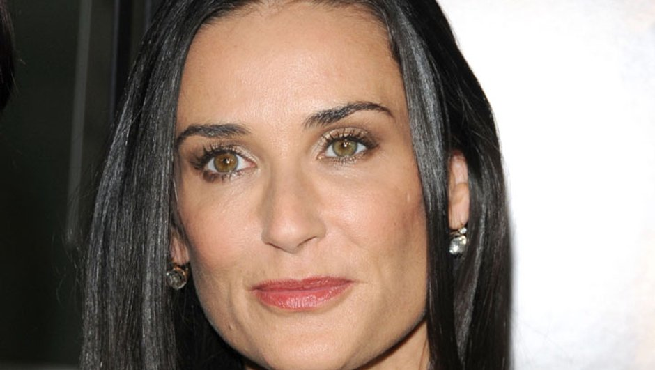 Demi Moore boudée par Hollywood ?