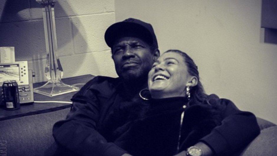 Le Saviez-vous ? Ellen Pompeo est la plus grande fan de Denzel Washington