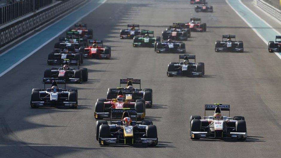 Adieu GP2, bonjour Formule 2 pour 2016 !