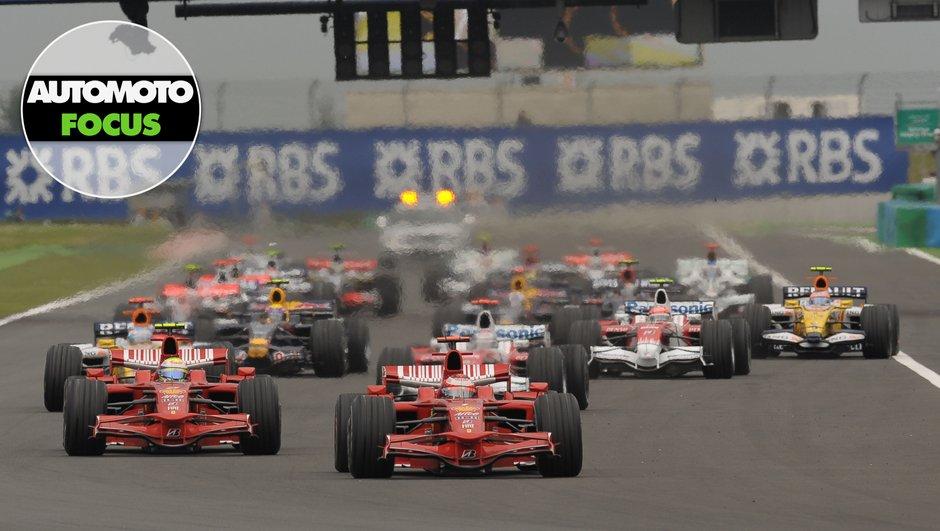 Focus Automoto : La France et la F1, je t'aime, moi non plus