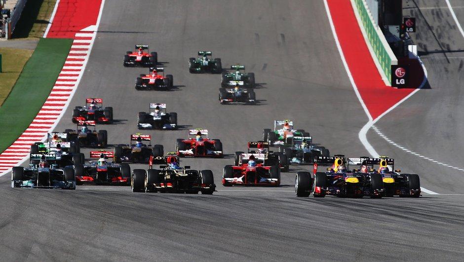 F1 : le point sur les pilotes de 2014