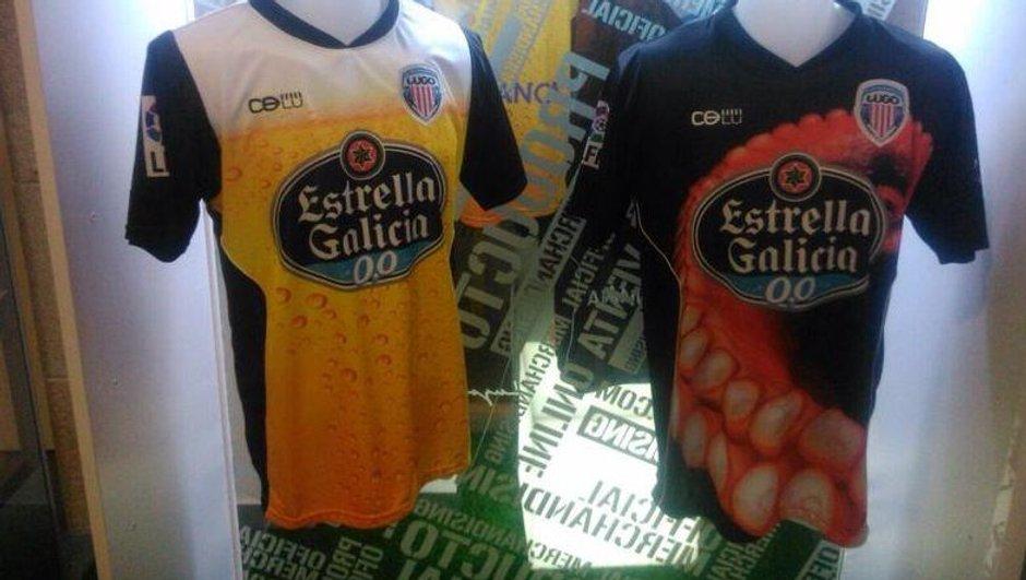 Insolite : Ce club a-t-il sorti les pires maillots de l'histoire du football ?
