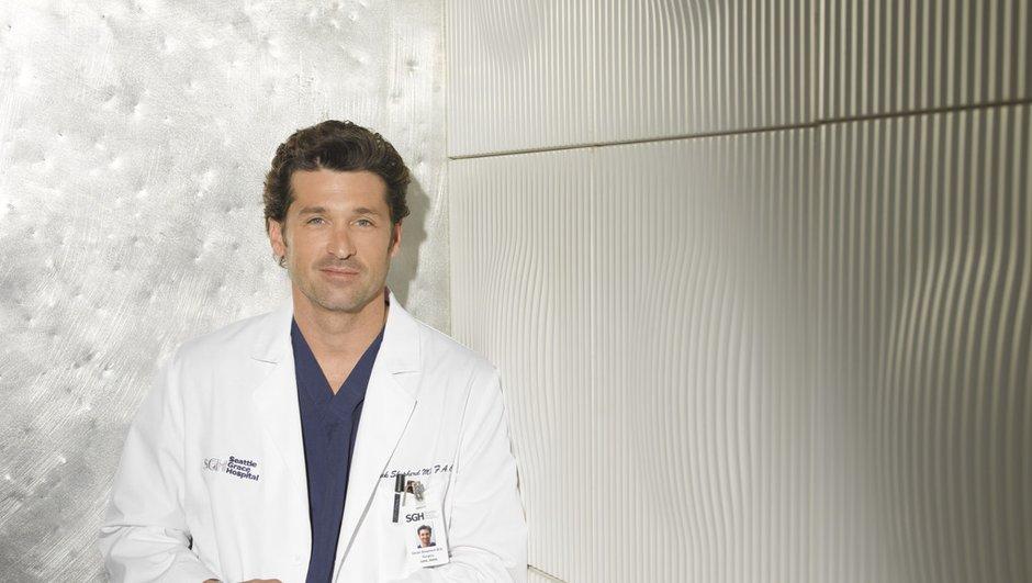 Patrick Dempsey (Grey's Anatomy) est célibataire !