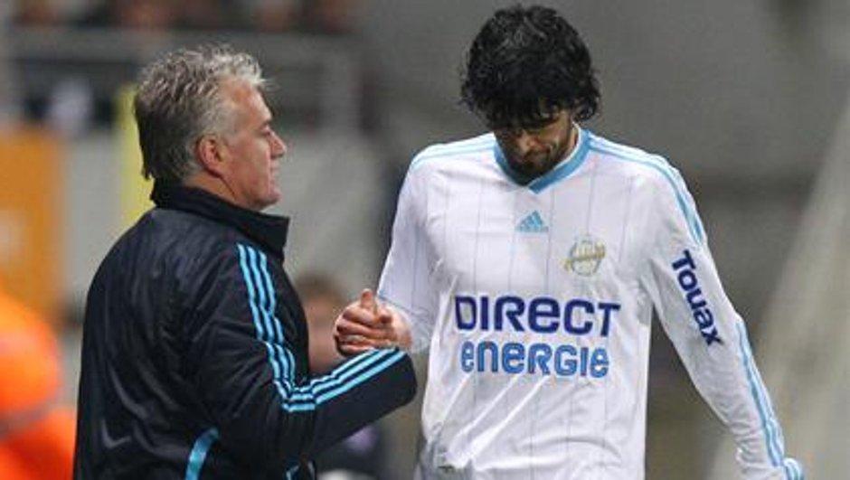 Ligue des Champions : les pleurs de Marseille