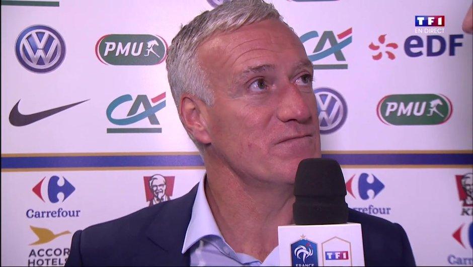 Equipe de France: Sissoko, Thauvin, Giroud... ce qu'en pense Didier Deschamps