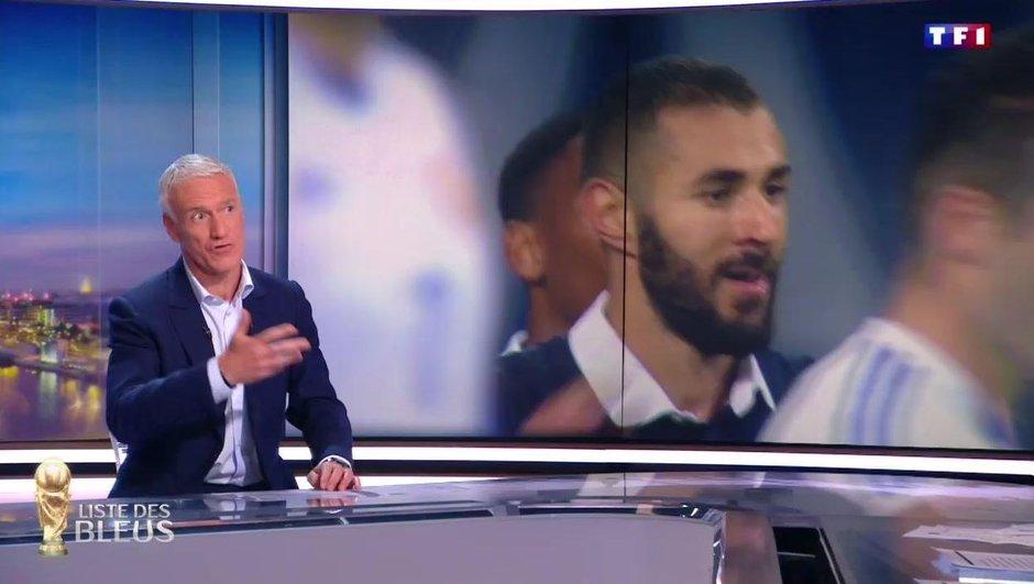 """Equipe de France / Deschamps et le cas Benzema : """"Depuis deux ans, des joueurs ont répondu à ma confiance"""""""