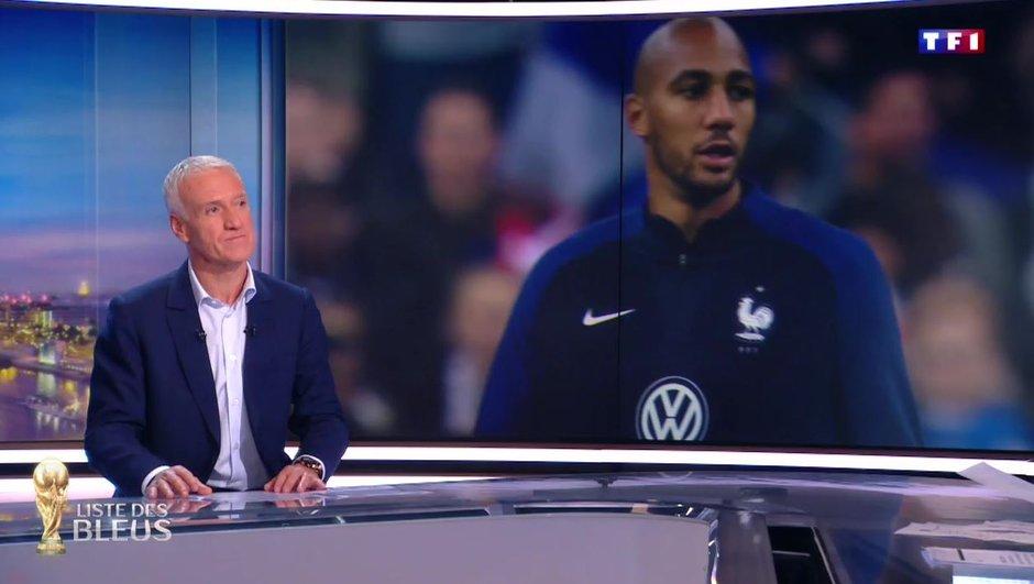 """Equipe de France / Deschamps : """"Nzonzi n'a pas que du génie mais il est très efficace dans son rôle"""""""