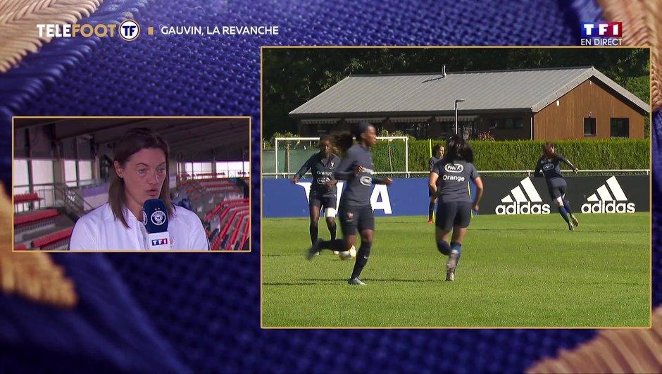 """[Téléfoot 16/06] - Diacre sur Nigeria-France : """"Gauvin sera titulaire"""""""