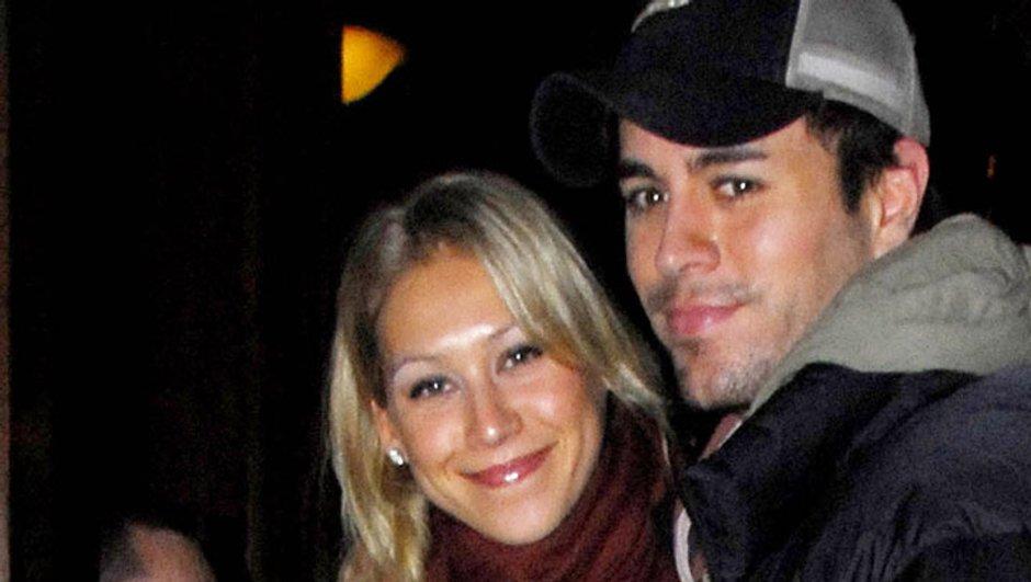 Anna Kournikova et Enrique Iglesias : futurs parents ?