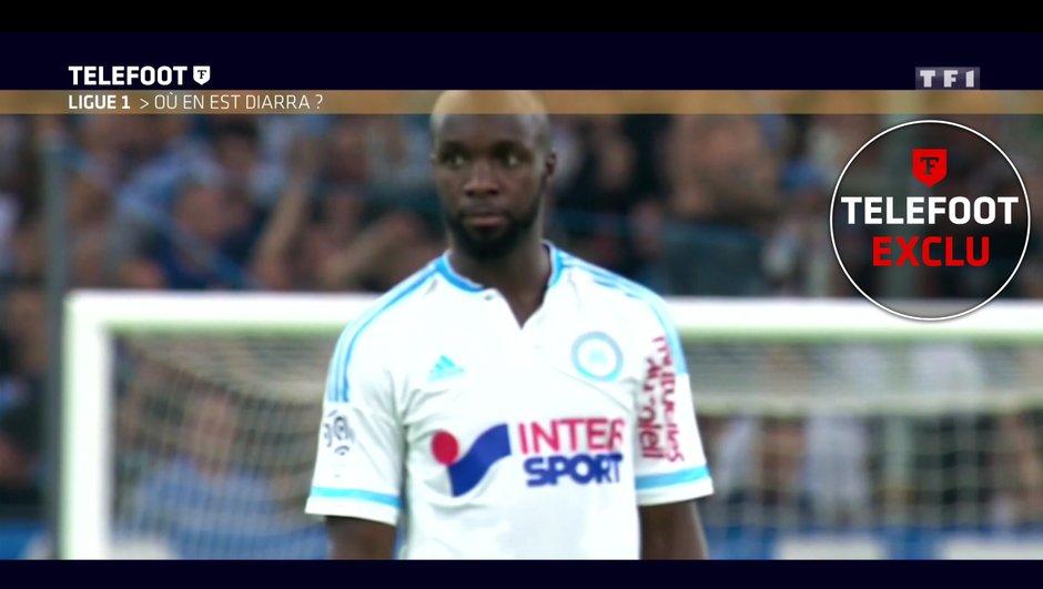 [Exclu Téléfoot 12/02] - Ligue 1 : Lass Diarra va résilier son contrat avec l'OM