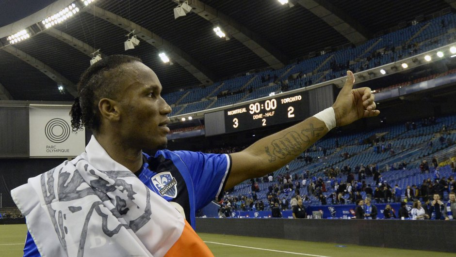 Ne manquez pas Didier Drogba ce dimanche dans Téléfoot !