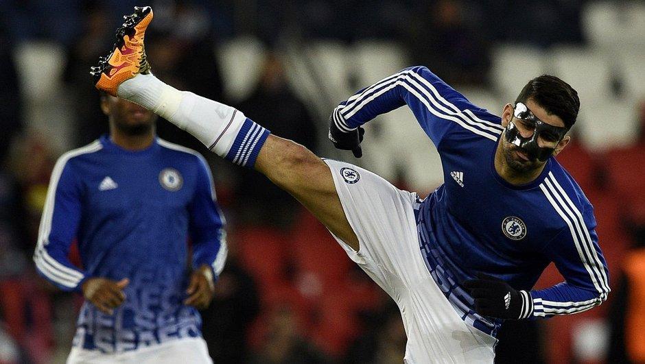 Atlético Madrid : Diego Costa est inarrêtable