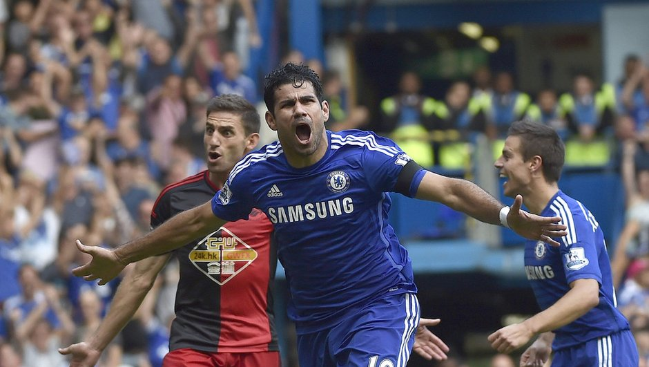 Mercato : le PSG pense à Diego Costa