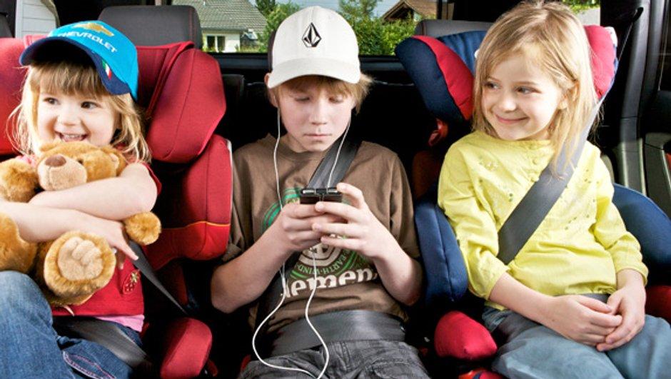 Départ en vacances : comment occuper ses enfants durant le trajet ?