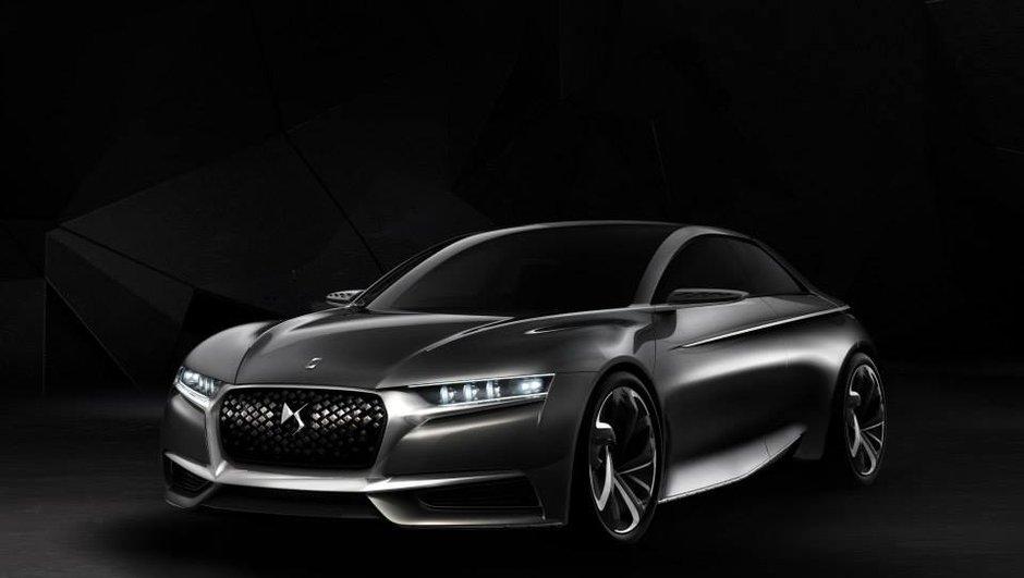 Divine DS Concept 2014 : compacte radicale pour le Mondial de l'Auto