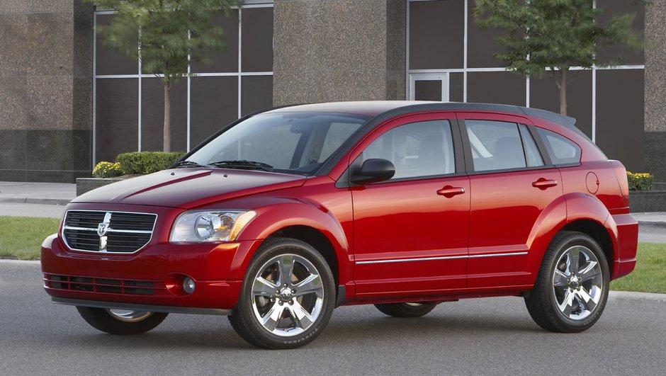 Au revoir Dodge Caliber et Dodge Nitro !
