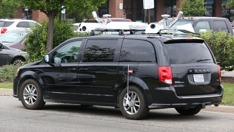 Des prototypes de voitures pour Apple ? Non, pas vraiment...