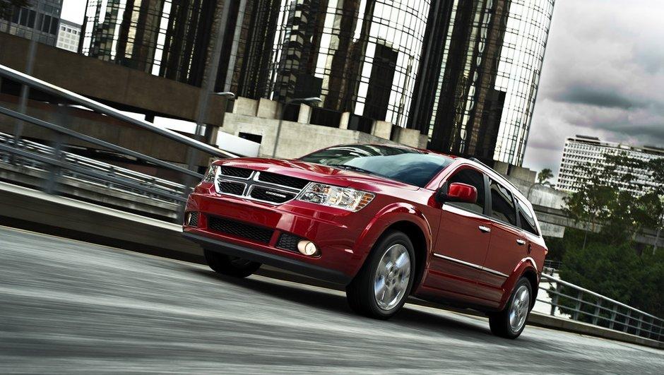 Le Dodge Journey bientôt rebadgé en Fiat Freemont ?