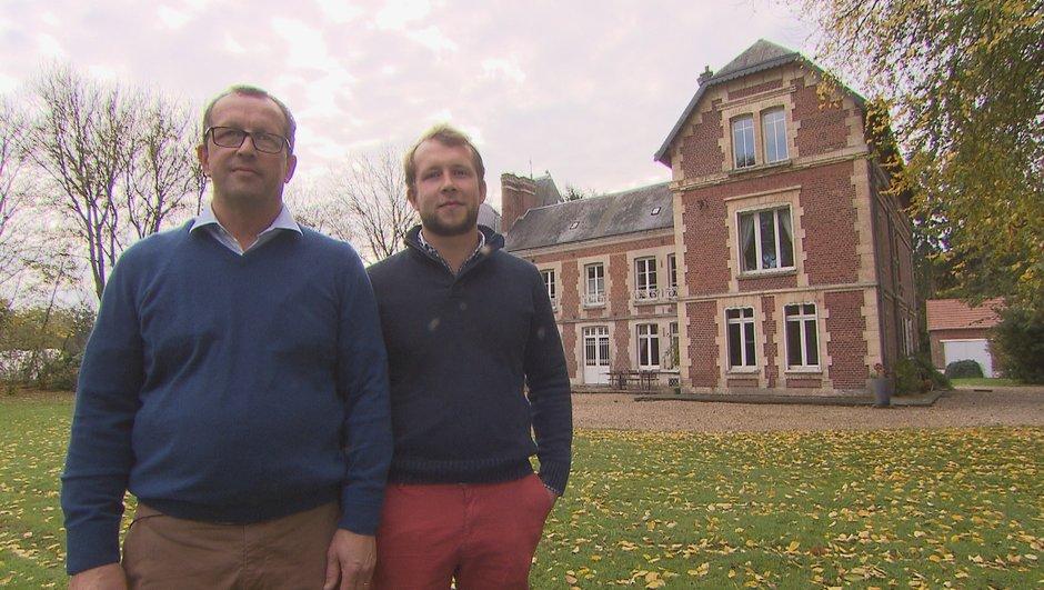 Dominique et Thibaut, les candidats du jeudi !