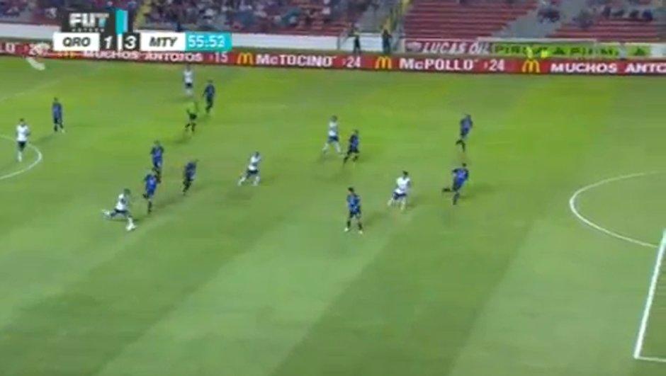 VIDEO Dorlan Pabon inscrit un sublime but de 35 mètres !