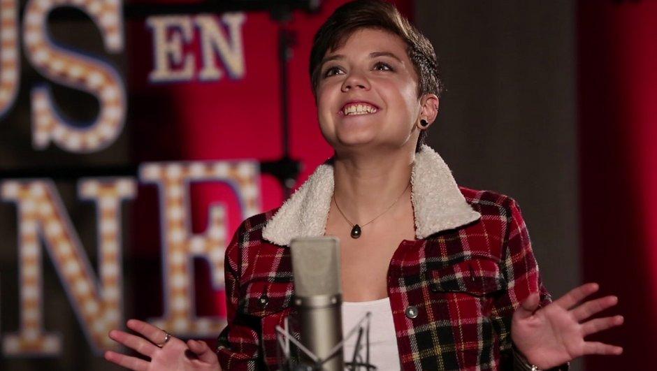 """Elodie Martelet s'est """"régalée"""" en doublant Tous en scène !"""