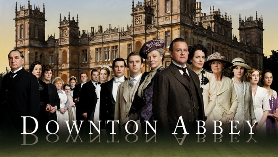 Quand Downton Abbey bat Mad Men !