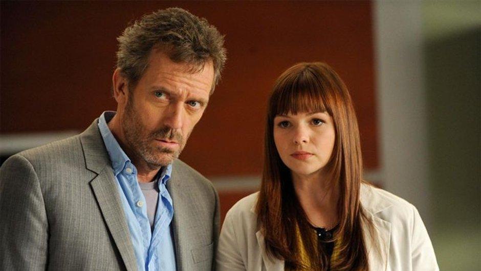 Dr House saison 7 : Amber Tamblyn, 13 épisodes seulement