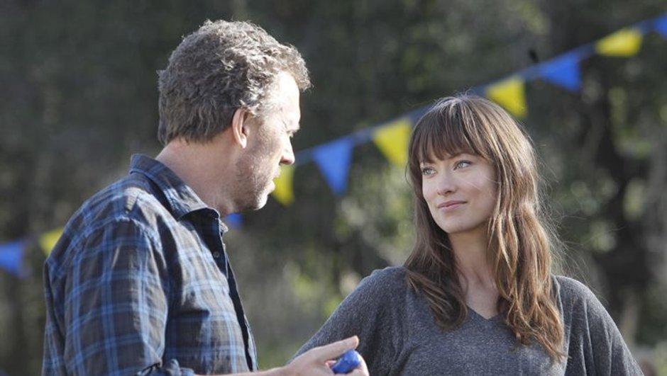 Vidéo Dr House Saison 7 : Olivia Wilde frappe le créateur de Lost !