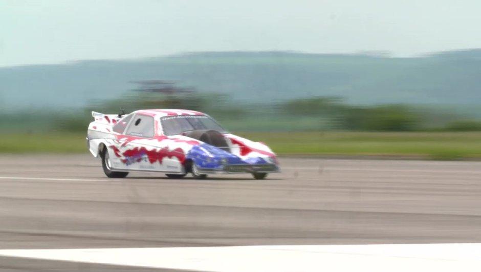Teaser : Un dragster et la nouvelle Porsche 718 dans Automoto ce 22 mai 2016 !