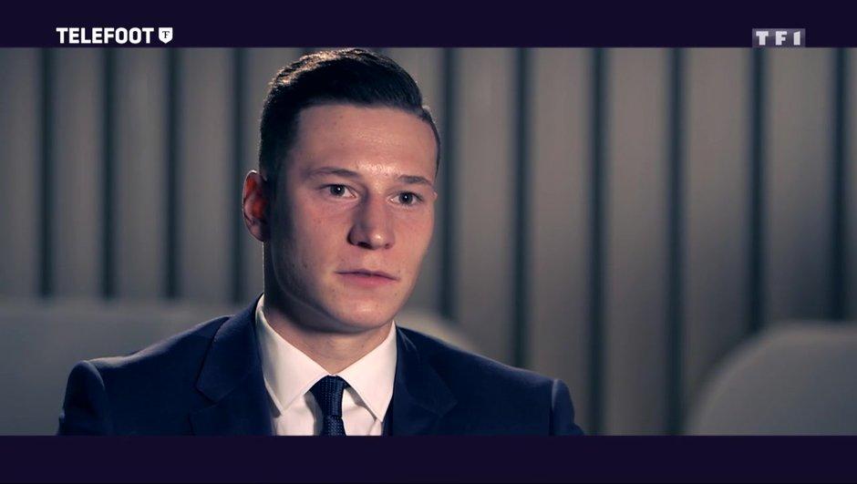 """[Exclu Téléfoot 05/02] - Draxler : """"Le PSG a été mon premier choix"""""""