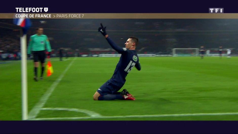 [Exclu Téléfoot 8/01] - Coupe de France : Draxler a réussi ses débuts avec le PSG