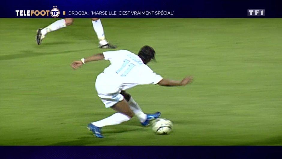 """[EXCLU Téléfoot – 2/12] - Drogba sur son passage à l'OM : """"C'est le club où tu prends une autre dimension"""""""