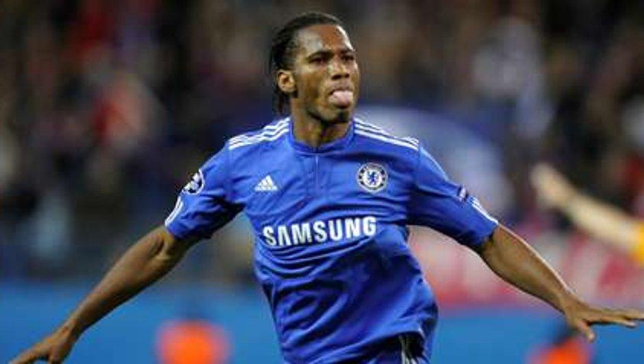 Chelsea : Drogba évoque Rémy à l'OM et Anelka