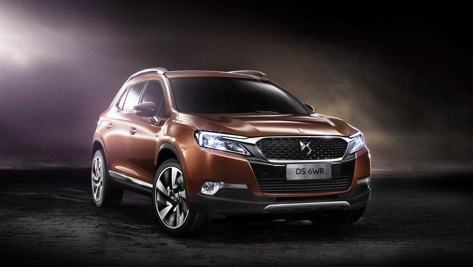 Nouveau DS 6WR 2014 : le SUV inaugure la marque haut de gamme