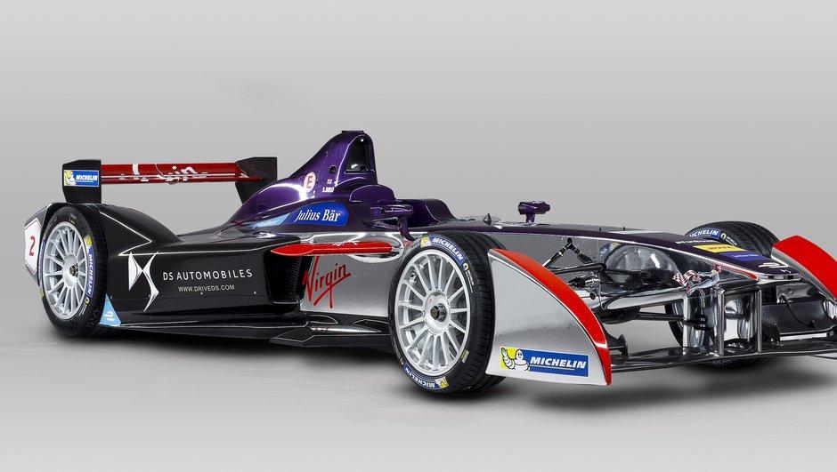 DS Performance : une entité sport pour une nouvelle Formule E