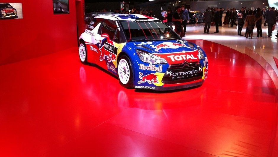Le 7 sur 7 de Sébastien Loeb