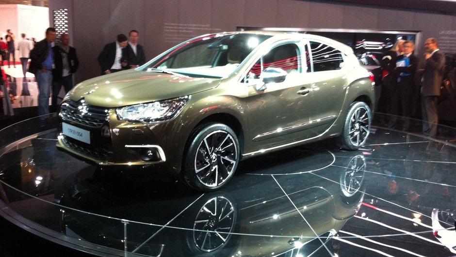 Mondial de l'Auto 2010 : Citroën fait le show !