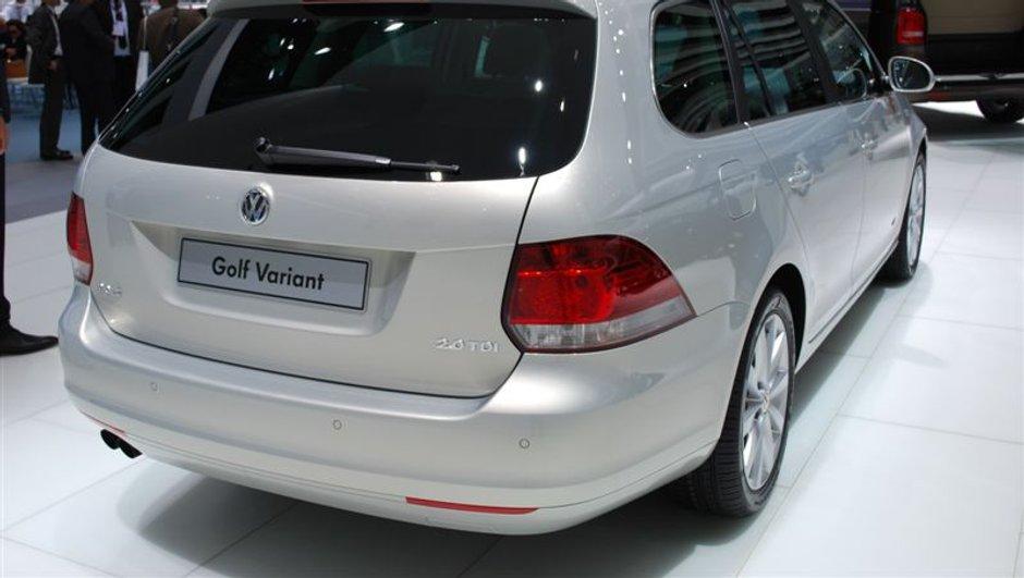 Salon de Francfort 2009 : Volkswagen Golf VI Variant